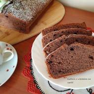 Ciasto kakaowe z cukinią