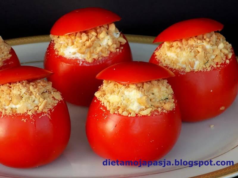 Nadziewane pomidory - pachnąca przystawka