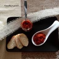 Ajvar-oryginalny przepis kuchni bałkańskiej