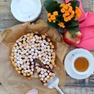 Owocowo-kokosowe ciasto (deser) bez pieczenia