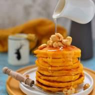 Puszyste pancakes z dynią!