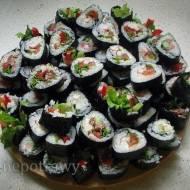 Domowe sushi – dokładny i prosty przepis