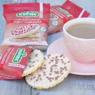 Ambasador Kupiec-wafle kukurydziane w polewie jogurtowej