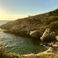 Lazurowe wybrzeże- wakacje na kołach