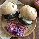 Zdrowe burgery Toma Kerridge'a