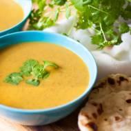 Najprostsza zupa na świecie? Zupa krem z soczewicy i marchewki