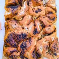 Rwany Chlebek Czosnkowy z Ziołami