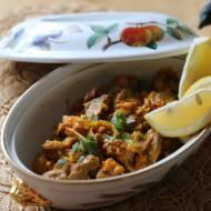 Kaczka w sosie curry