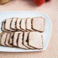 Pieczony schab na kanapki / Baked Pork Loin