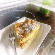 Szybkie i proste ciasto z gruszkami