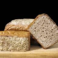Chleb gryczano-ryżowy z dodatkiem babki jajowatej