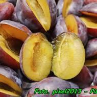 Aromatyczna nalewka śliwkowa ( słodka, deserowa ).