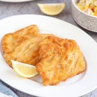Ryba smażona w panierce. Obiadowa klasyka w najlepszym wydaniu. PRZEPIS