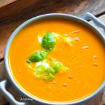 Zupa krem z pomidorów – szybka pomidorowa FIT