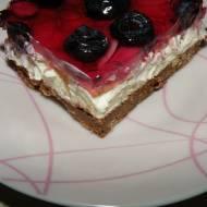 Ciasto Filadelfia z serkiem mascarpone