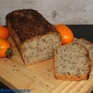 Chleb żytni na zakwasie z lnem - z lodówki
