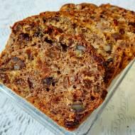 Ciasto – chlebek bananowy