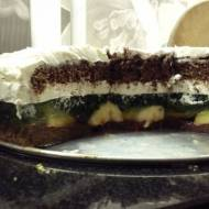 Tort bananowy