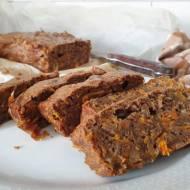 Chlebek imbirowo-marchewkowy