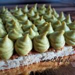 Krem pistacjowy z białą czekoladą