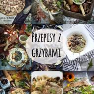 35 pomysłów na obiad z grzybami