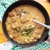 Polędwiczki wieprzowe w sosie własnym / Pork Loin in Gravy