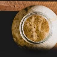 Zakwas żytni do wypieku chleba i pieczywa