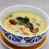 Zupa grzybowa - moja ulubiona
