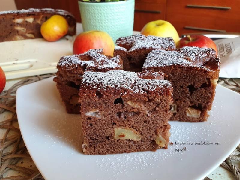Ciasto amerykańskie zwane salceson.