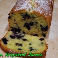 Ciasto Leśna jagoda - szybkie i smaczne.