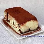 Ciasto szybki budyniowiec -  bez pieczenia