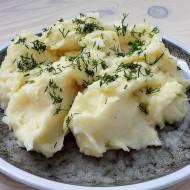 Kremowe puree ziemniaczane
