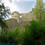Zamek Chojnik w Karkonoszach - Jelenia Góra/Sobieszów woj. dolnośląskie
