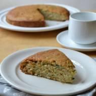 Ciasto kokosowo-cukiniowe, bez jajek (opcjonalnie wegańskie)...