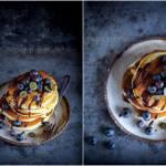 Pancakes na zsiadłym mleku / Pancakes on curdled milk