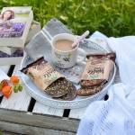 Słodki piknik z waflami Kupiec