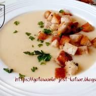 Zupa krem z pasternaka