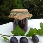 Śliwki węgierki w occie