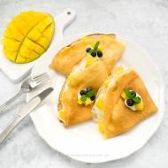 Naleśniki a'la mango lassi