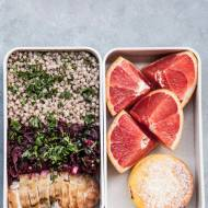 Zestaw lunchowy do lunboxu