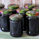 Dżem z aronii - samo zdrowie
