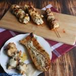 Szisz taouk - kebab w Oriencie