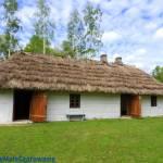 Sieradzki Park Etnograficzny - Muzeum Etnograficzne w Sieradzu woj. łódzkie