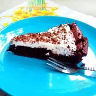 Ciasto czekoladowe z bitą śmietaną – Błota Missisipi