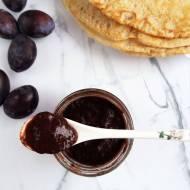 Czekośliwka bez cukru (z kakao) / Chocolate Plum Jam