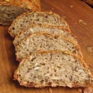 Chleb ze sfermentowanych płatków zbóż i ziaren