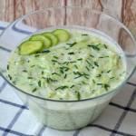 Tzatziki - rewelacyjny sos z ogórkiem