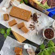 Domowe krówki z białą czekoladą