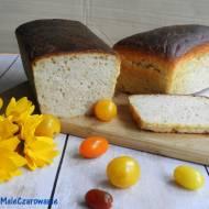 Chleb pszenno orkiszowy z siemieniem lnianym i kaszą jaglaną