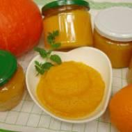 Dżem z dyni z nutą pomarańczy – dżem dyniowy z pomarańczą
